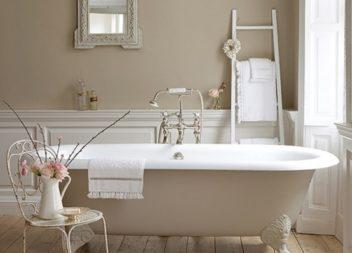 23 idee femminili su design del bagno