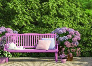 18 grandi idee su panche da giardino