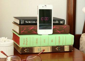 Libri come parte della decorazione: una raccolta di idee