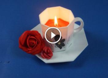 Candela di tè! Video
