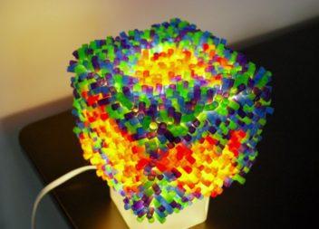 10 idee interessanti su utilizzo cannucce di plastica