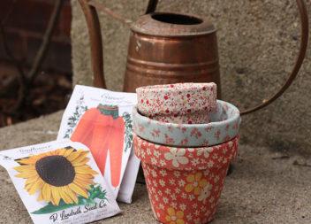 Decorazione vasi per fiori