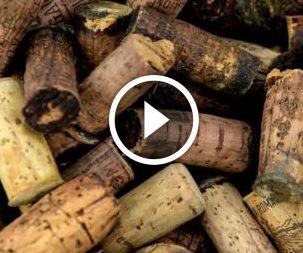 Cosa si può fare con i tappi di vino? Video