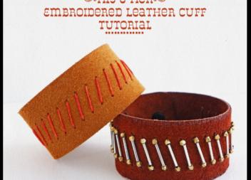 Un braccialetto in pelle per Lei e per Lui