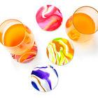 Stand per vetro di argilla polimerica