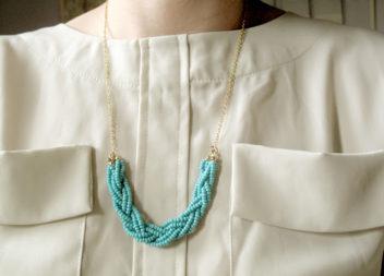 Collana di perle. Master-class