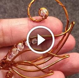 Accessori per le orecchie. Video-lezione