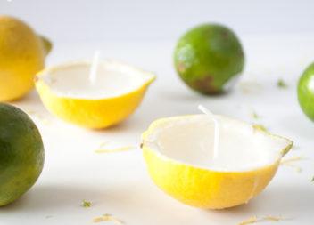 Candele di limone