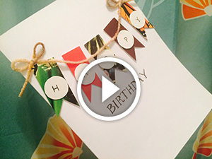Cartolina di buon compleanno