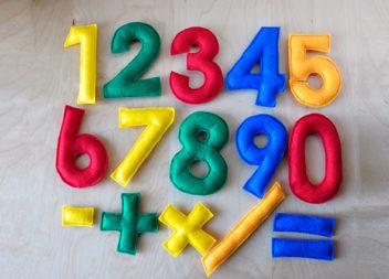 Cifre per bambini