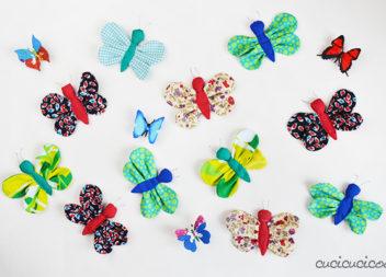 Farfalle morbide: idee