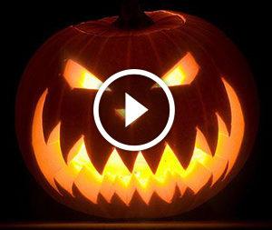Idea per Halloween: come tagliare la zucca