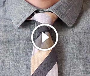 3 semplici modi per legare una cravatta