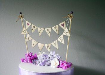 Idee su decorazione della torta matrimoniale