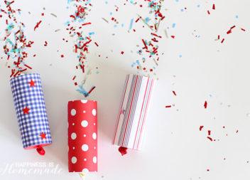 Idea straordinaria: confetti da festa