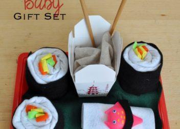 Regalo per bambino: Baby Sushi