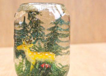 Foresta nel barattolo: una favola invernale