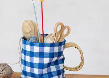 Stand-organizer per accessori