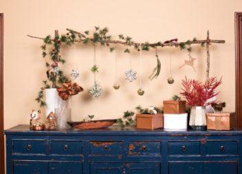 Decorazioni di Capodanno: un'alternativa per albero di Natale