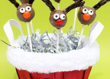 Cervo da un biscotto: un dolce regalo per le feste