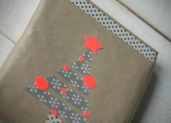 Idee su come incartare il regalo per il Natale