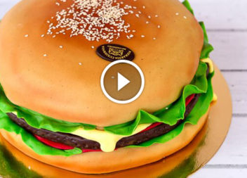 Dolci sotto forma di cibo e bevande: video-lezione