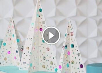 TOP-3 decorazioni di Capodanno : video