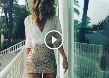 Look da festa 2018: video tutorial