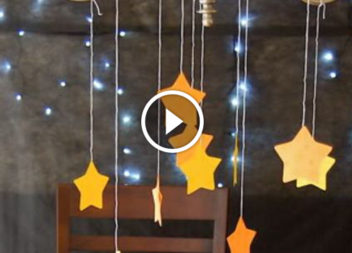 Arredamento con le stelle: crea un'atmosfera accogliente