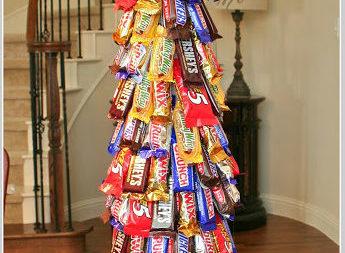 Albero di Natale dai dolci: un regalo per le feste!