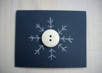 Idee su cartoline natalizie da realizzare a casa!
