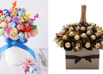Bouquet di dolci fai da te: 10 idee e master class