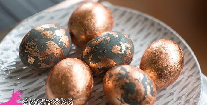 Le uova pasquali di marmo: idee ed istruzioni passo-passo