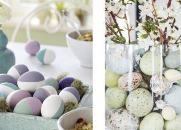 25 foto-idee di abbellimento delle uova di Pasqua