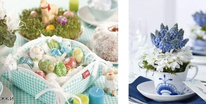 35 idee su come servire la tavola di Pasqua