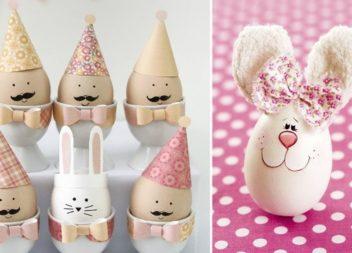 35 interessanti uova di Pasqua per bambini